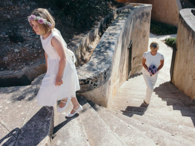 Destination Wedding - An emotional Cap Rocat, Mallorca