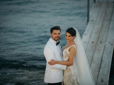 spetses wedding by manesphoto